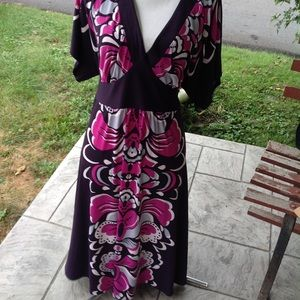 Bisou Bisou dress.